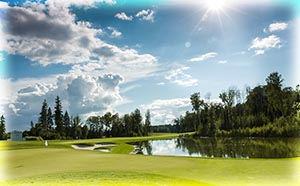 Golf Course Image