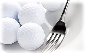 Golf and Food